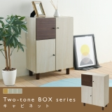 Two-tone BOX series キャビネット FMB-0003